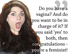 Caitlin Moran I like the idea of this pin, that people (including ...