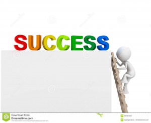 Stock Photography: Ladder of Success