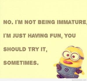 tag archives 2015 minion funny cartoon funny minion quote 2015