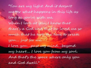 The best wedding vow ever!!! From Madea's Family Reunion.