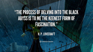 quotes about h p lovecraft