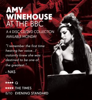 Amy Winehouse At The BBC – out now