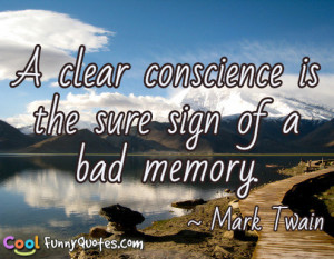 Funny Quotes About Bad Memory