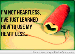 Im Not Heartless