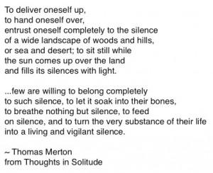 Thomas Merton, Trappist Monk