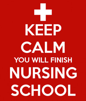 Stay Calm...Motivational Quotes for Nurses and Nursing Students