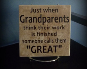 Popular items for great grandparents