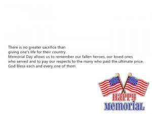 ... Christian Memorial Day Quotes And Sayings Are Popular And Meaningful