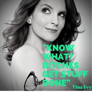 Tina Fey - GorgeousInGrey.com