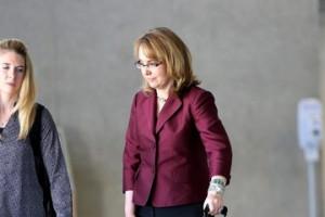 Gabrielle Giffords Gabrielle Giffords at LAX