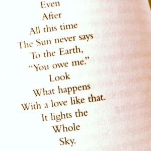 Hafiz #Spiritual #Meditation #Enlightenment #Sufi #Poetry #Mindfulness ...