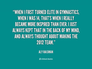 Go Back > Gallery For > Gymnastics Quotes Inspirational