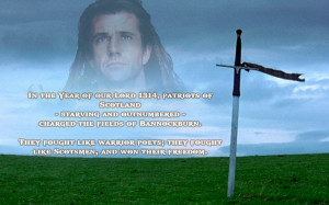 Braveheart William Wallace
