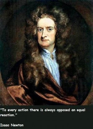 Isaac newton famous quotes 3