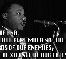 martin luther king jr quotes against violence