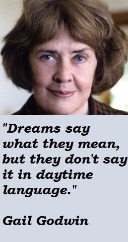 Gail godwin famous quotes 2