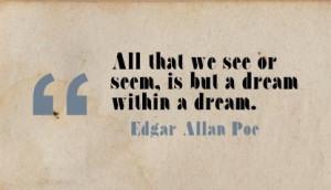 25+ Edgar Allan Poe Quotes
