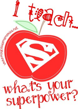 teach... What's your superpower?