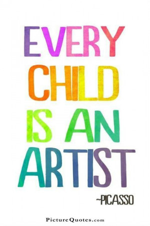 ... artist-the-problem-is-how-to-remain-an-artist-once-we-grow-up-quote-6
