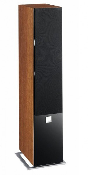Home DALI Zensor 5 Speaker Pair Light Walnut