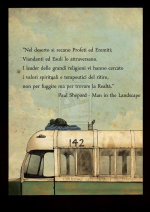 Tribute to Christopher McCandless / Alexander Supertramp - Pencil ...