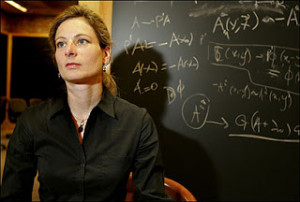 Harvard Theoretical Physicist Dr. Lisa Randall