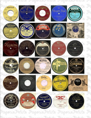 Old Record Labels