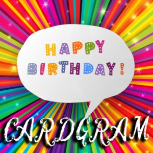Happy Birthday Wishes Cardgram - Post Text or Quotes Pictures to ...