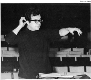 Quotes by Luciano Berio