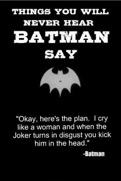 Batman Love Quotes Its Not Who
