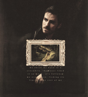 Captain Hook - Killian Jones/Captain Hook Fan Art (32595775 ...