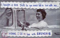 real ladies drive stick shift more lady drive drive sticks shift life ...