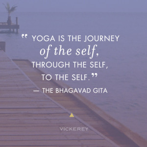 Yoga Quotes Pinterest ~ national yoga month | Vickerey : Hip, Happy ...