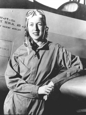 Cornelia Fort [1919-1943] Member of the Women Airforce Service Pilots ...