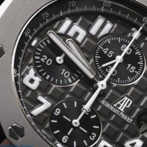 The Watch Quote: Photo - Audemars Piguet Royal Oak Offshore ...