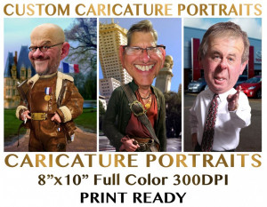 ... caricature-portraits-print-ready-portraits-quotes-and-sayings-930x725