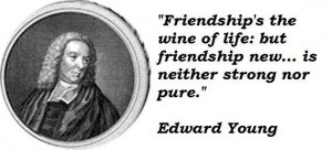 Edward young famous quotes 1