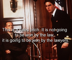 movie, a few good men, quotes, sayings, truth, true | Inspirational ...