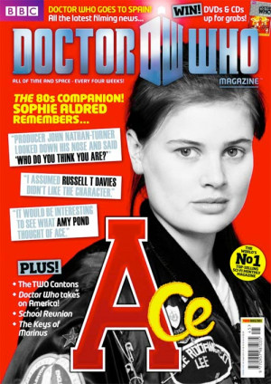 DWM 445 is on sale this Thursday priced £4.50.