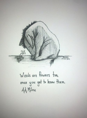 Words - Quotes - A.A. Milne (Winnie the Pooh)