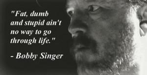 Bobby Singer #Supernatural Supernatural, Bobby Singer Quotes, Quotes ...