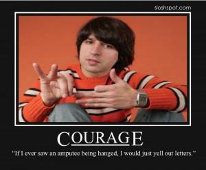 Demetri Martin Graphs Demetri martin on courage
