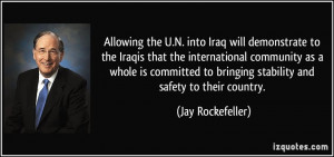 More Jay Rockefeller Quotes