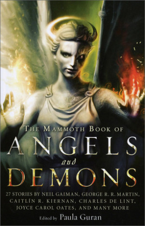 "... marking ""The Mammoth Book of Angels and Demons"" as Want to Read"
