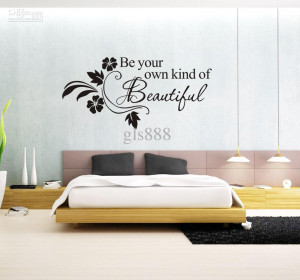 YW1066 Mix order Wall Quotes Decal Words Lettering Saying Wall Decor ...