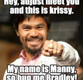 funny quotes from manny pacquiao quotesgram