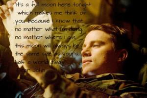favorite dear john quote