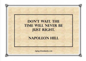 napoleon hill quotes