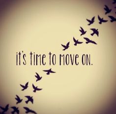 Be strong and move on :) More