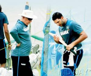 MS Dhoni wants Yuvraj Singh to take it easy